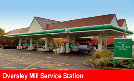 Oversley Service Station